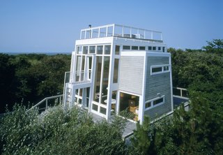 Must-See Modern Beach Houses on Fire Island Tour