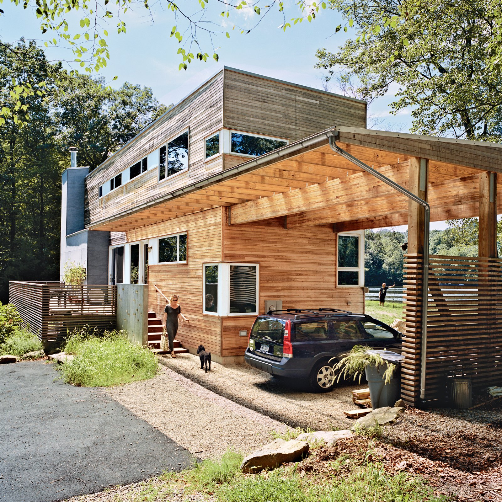 """Top 5 Houses on Dwell This Week  As the weekend slowly draws to a near, we've gathered up five of our most clicked on homes on Dwell this week for your perusal.  Search """"modern lakeside retreat stripped down basics"""" from Week in Review: 7 Great Stories You May Have Missed August 24, 2013"""