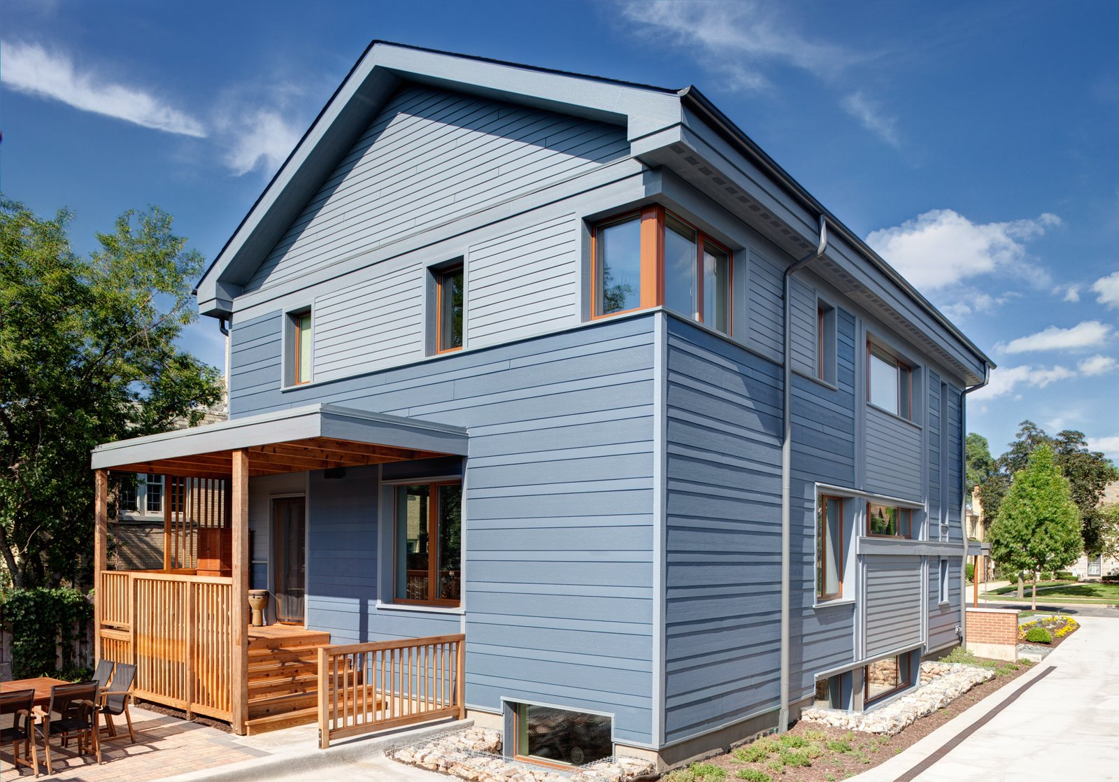 Sustainable Living: Chicago's First Certified Passive House