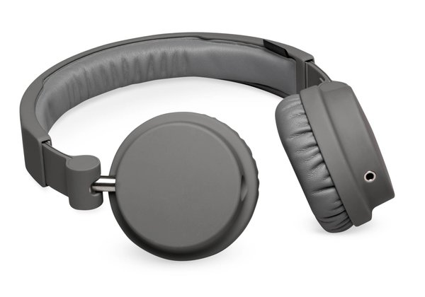 Zinken headphones by Urbanears, $100 at MoMA Design Store  Get the most out of your music—and maybe tune out a roommate or two—with these on-ear headphones, which deliver deep bass and clear mid-rage sounds. Designed for professional DJs, these headphones feature a dual-duty cable that eliminates the need for an adapter when plugging in to a mixer, but they are affordable enough for the average audiophile.