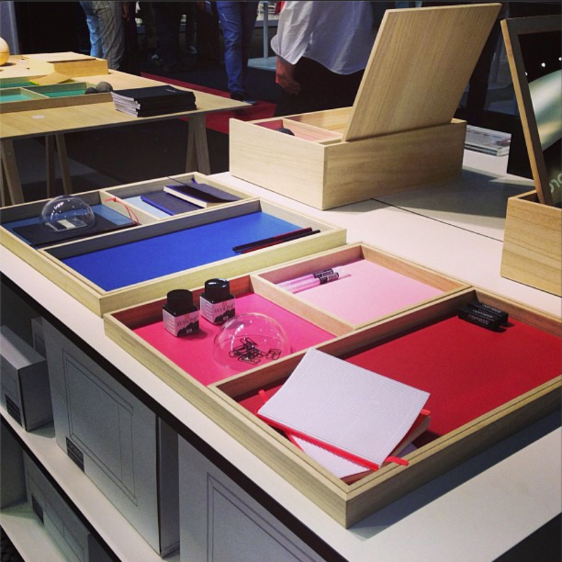 Storage never looked this good: Nomess Copenhagen at Maison&Objet