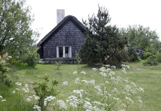 This Thatched Cottage in Denmark Is Surprisingly Sleek Inside