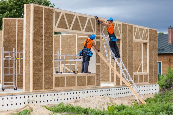 Straw Panels by Ecococon.
