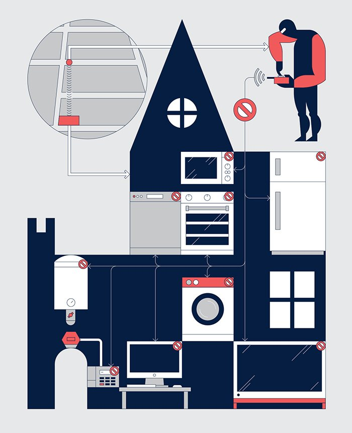 What to See on the Last Day of Dwell on Design New York by Dwell from How Secure Is the Modern Smart Home? We Ask a Professional