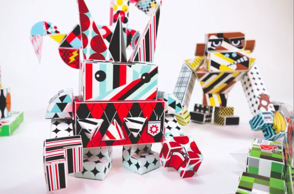 Grace Hawthorne, ReadyMade founder and Stanford d.School professor, invented Paper Punk to inspire hands-on creativity. Attendees will have a chance to add to a paper metropolis using Hawthorne's colorful Urban Fold kit throughout the weekend. She'll also join us onstage.