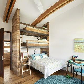 Best 60 Modern Kids Room Bed Design Photos And Ideas Dwell