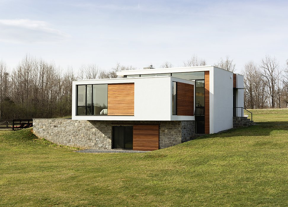 Articles about rural retreat brings family together without making them give their gadgets on Dwell.com
