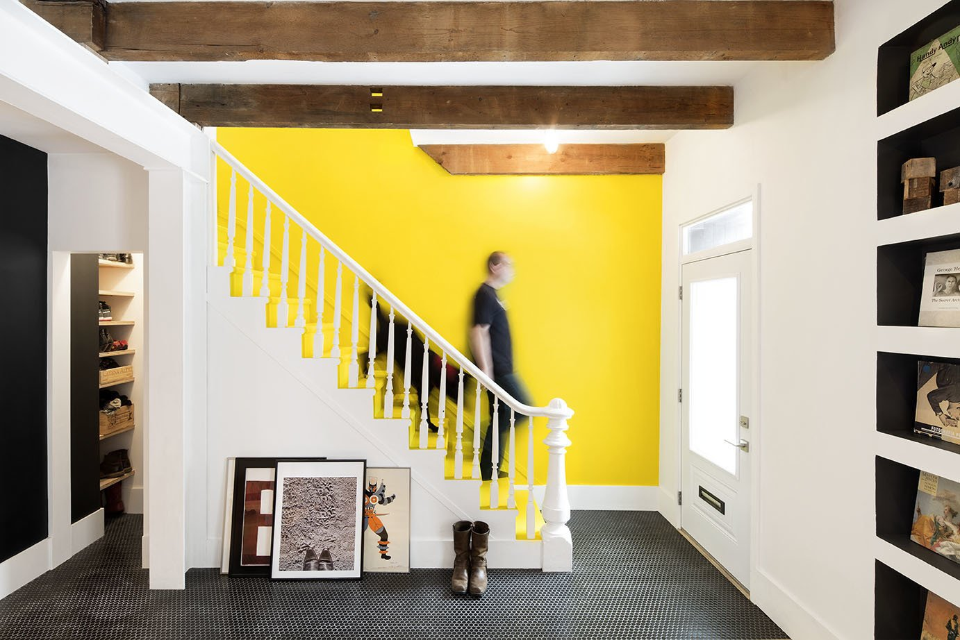 7 Simple Ways to Upgrade a Boring Staircase - Dwell