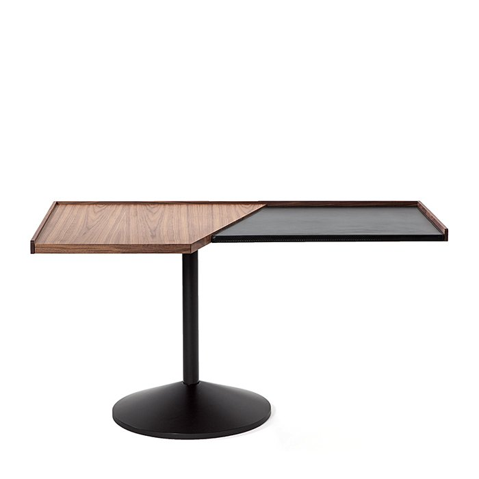 840 Stradera table for Cassina, from $3,480 Like the Roman pendulum scale that gives it its name, Franco Albini's 1954 mixed-media writing table—part of Cassina's I Maestri collection—is a study in balance.  Photo 6 of 7 in Editor's Picks: 7 Irresistible, Modern Furnishings