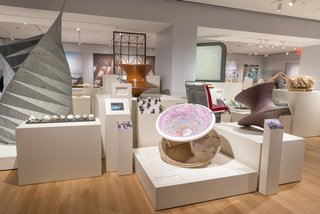 Provocations presents an assemblage of models, prototypes, videos, photography, and product designs produced by Heatherwick Studio since its founding in 1994.