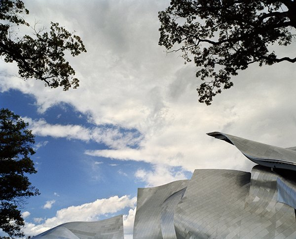 Fisher Center at Bard College by Gehry Partners, Annandale-on-Hudson, NY 2003. © Bilyana Dimitrova
