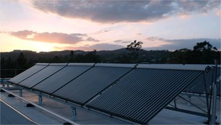 The Future of Solar Water Heating