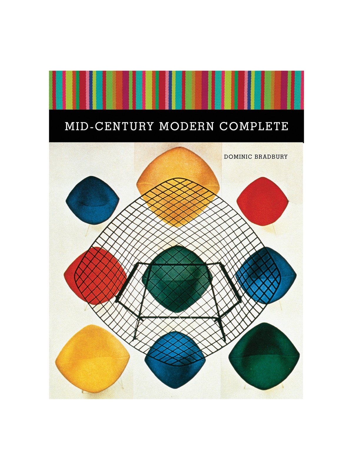 Mid-Century Modern Complete by Dominic Bradbury, $125 from abramsbooks.com  Between penning stories for Dwell, writer Dominic Bradbury has created the definitive survey of midcentury design. Divided into sections on furniture, lighting, glass and ceramics, textiles, and more, the book covers an impressive number of practitioners ranging from the well-known to the more obscure. Essays on collecting design and the role of textiles in the midcentury home are not to be missed.  Mid Century from Holiday Gift Guide 2014: For the Bibliophile