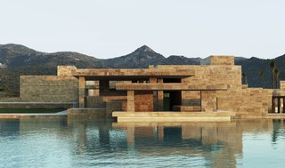 Yalikavak Marina Complex (Bodrum, Turkey)  Architect: Emre Arolat Architects  Category: Shopping