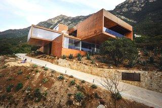 Narigua House (El Jonuco, Mexico)  Architect: David Pedroza Castañeda  Category: House