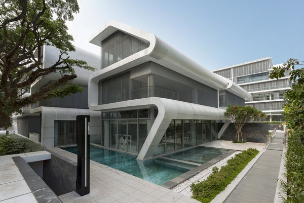 Oxley (Singapore)  Architect: LAUD Architects  Category: Housing