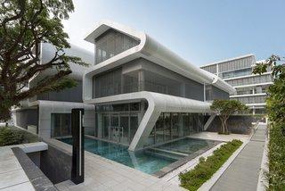 Oxley (Singapore)  Architect: LAUD Architects  Category: Housing