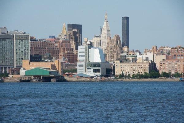 Sneak Peek: New Whitney Museum Building Designed by Renzo Piano