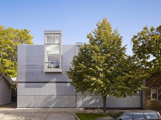 A Two-Story Addition Turned a Bachelor Pad Into a Comfortable Home For Two