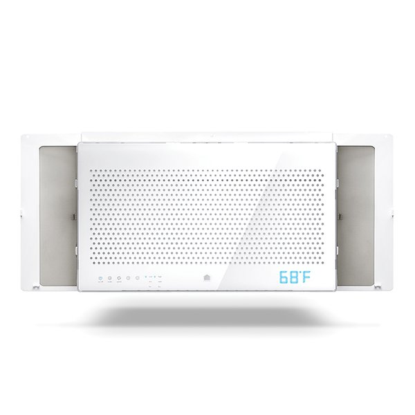 Aros air conditioner by Quirky and GE, $300  Aros combines decades of engineering expertise from GE with tech-savvy ingenuity from Quirky. Through the Wink app, the air conditioner can be programmed and controlled remotely and features a handy budget calculator to track operating costs.