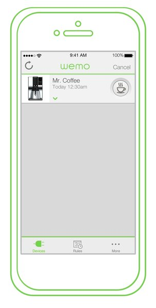 At $150, you pay a premium for being able to control the device from your phone — for comparison, a regular programmable Mr. Coffee costs around $40. However, if you already have the WeMo system from Belkin, which allows users to control smart devices around their home, this is a logical extension.