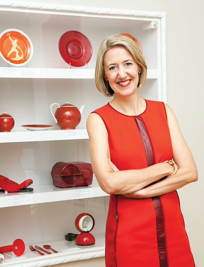 Baumann was named the director of the Cooper Hewitt National Design Museum in 2013.  Photo 7 of 7 in Ask the Expert: Gift-Buying Tips from Caroline Baumann of Cooper Hewitt