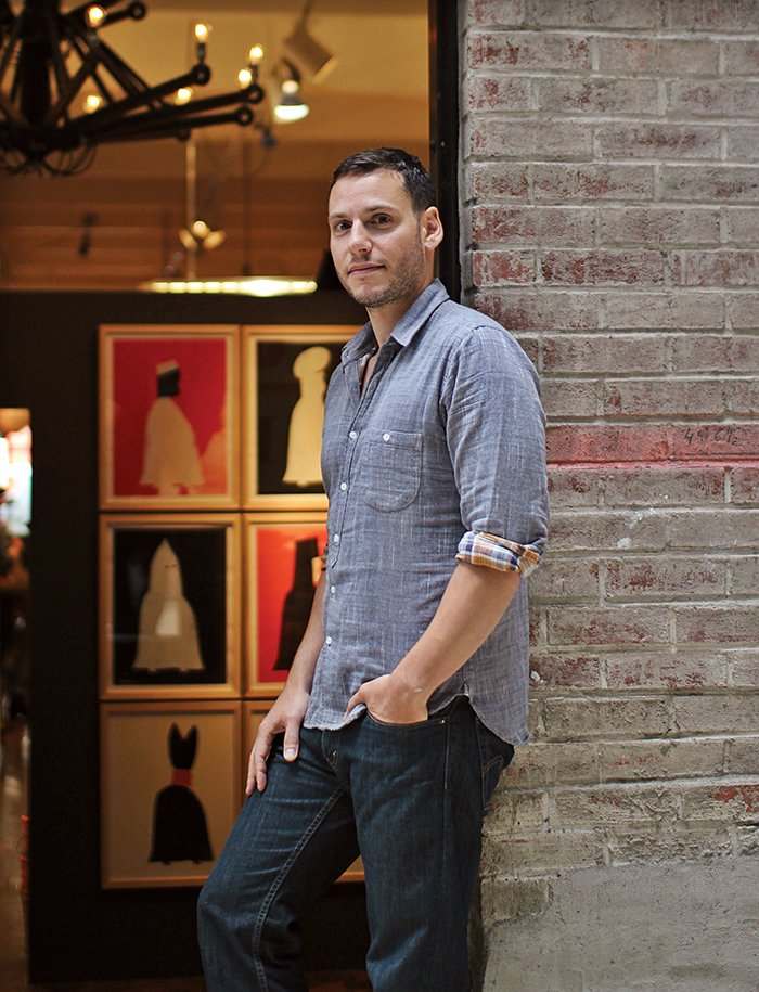 Alhadeff opened The Future Perfect in 2003. The design shop and showroom has locations in New York and San Francisco.  Photo 7 of 7 in Ask the Expert: Gift-Buying Tips from David Alhadeff of The Future Perfect