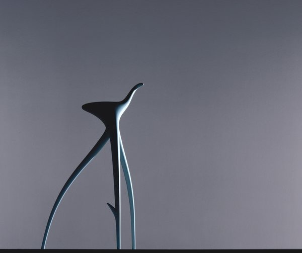 The W.W. Stool by Philippe Starck.