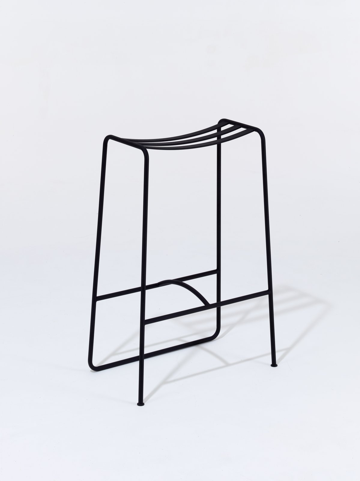 This Slatted Barstool from SCP was designed in by Jasper Morrison in 1986 and is now a part of the SCP Classics collection.  Photo 8 of 8 in An Interview with SCP Founder Sheridan Coakley