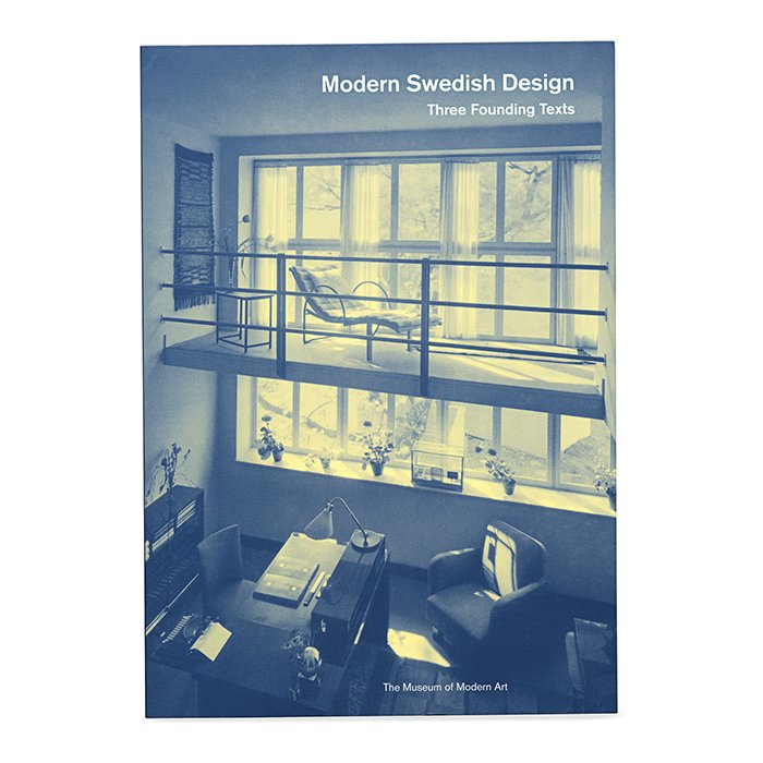 What is the best design book to give as a gift?  Recently, Modern Swedish Design: Three Founding Texts. It's the first English translation of three texts by pioneers of Swedish design that have been extraordinarily influential on international architecture and interior furnishings since the early 20th century.  Modern Swedish Design: Three Founding Texts, edited by Lucy Creagh, Helena Kåberg, and Barbara Miller Lane (MoMA Publications, 2008), $35.  Photo 4 of 6 in Ask the Expert: Gift-Buying Tips from Fredrik Carlström of Austere