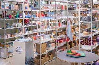 Danish Brand HAY Brings Its Mini Market to the USA