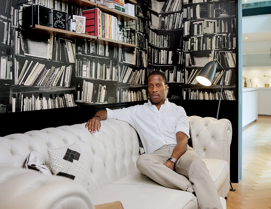 Byron Peart co-founded Want Les Essentiels de la Vie with twin brother Dexter in 2006.  Photo 6 of 6 in Ask the Expert: Gift-Buying Tips from Byron Peart of Want Les Essentiels de la Vie