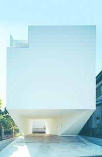 Dancing Living House by ALX, 2008, Yokohama, Kanagawa Prefecture. Photo by Koichi Torimura.