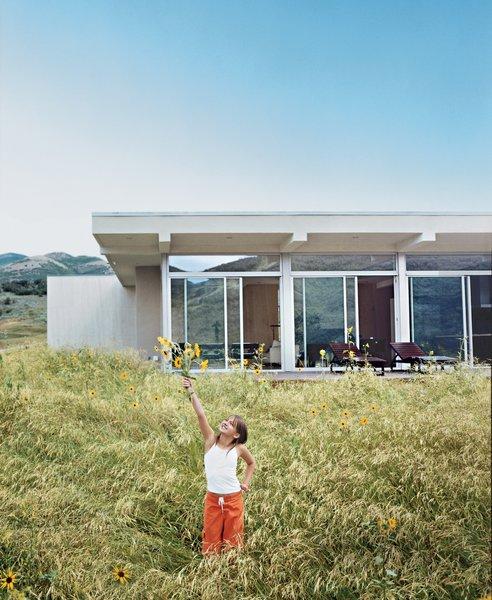 In 2004, designer Brent Jespersen's luminous canyon retreat presented a modernist haven for Salt Lake City.