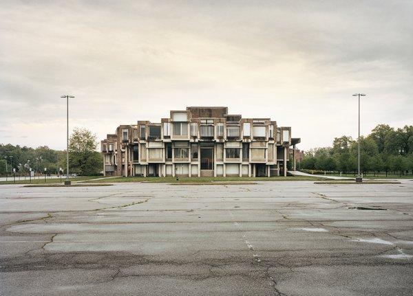 Plan to Repurpose Orange County Government Center, A Brutalist Masterpiece
