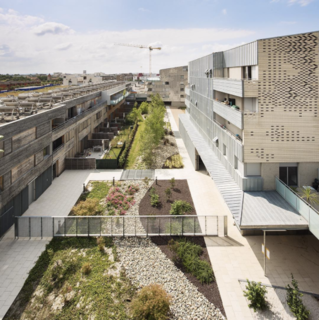 Photo of the Week: Lush Housing Development in the South of France