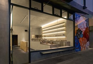 Modern Tea Shop in San Francisco