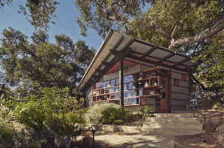 Photo of the Week: Cozy Ceramics Studio at a Midcentury Home