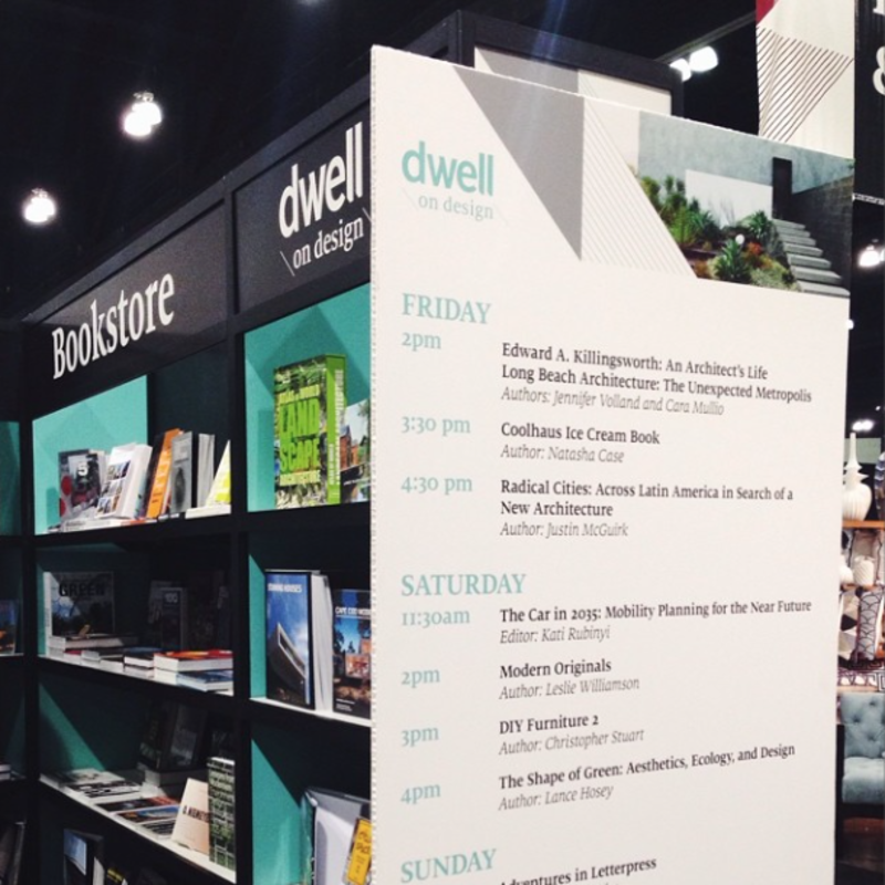 """Book signings all weekend long at #dod2014 / courtesy of Skylight Books (booth #1815)."""