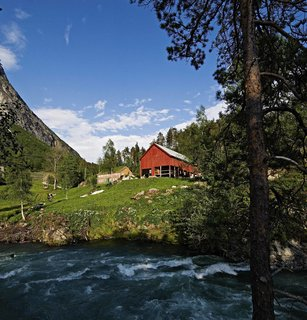 Rustic Cabins Comprise This Impossibly Idyllic Hotel in Norway - Photo 3 of 8 -