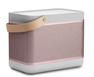 Beolit 15 Bluetooth Speaker by Cecilie Manz for Bang & Olufsen, $599 from store.dwell.com  From Bang & Olufsen, the Beolit 15 Bluetooth Speaker is a sophisticated portable speaker that blends exquisite technology and thoughtful design details.
