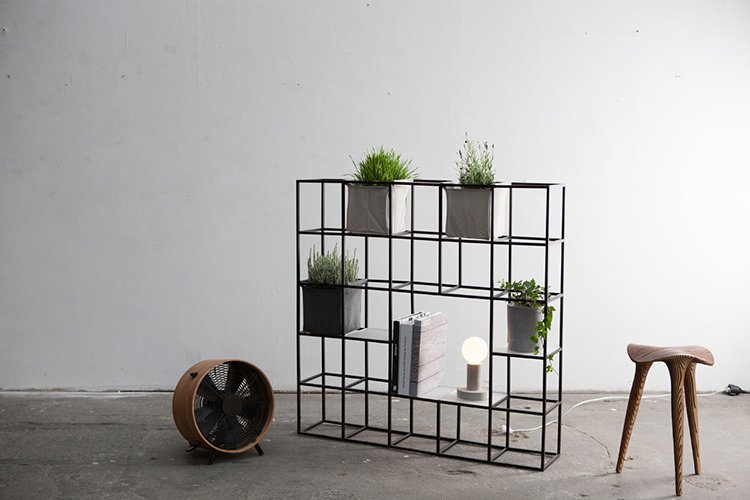 Living Room, Stools, and Shelves Make sure to do your research when choosing which herbs you want to grow first, as some plants require more maintenance than others.    Photo 4 of 6 in 5 Simple Tips For Growing an Indoor Herb Garden from Editor's Picks: 10 Green Gifts for Gardeners and Plant Lovers