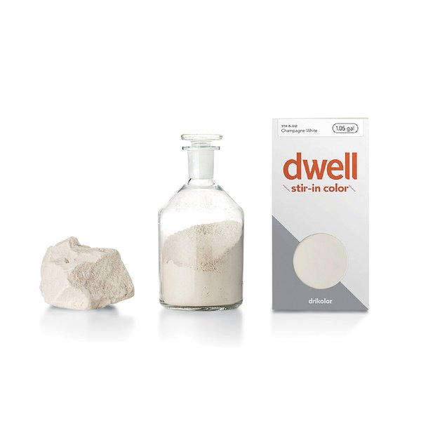 Drikolor Dwell Stir-In Color Paint, from $75  Create your own paint colors at home with this exclusive kit.