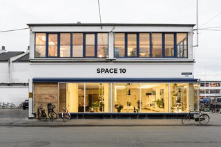 """Dubbed Space 10, it's located in Copenhagen's up-and-coming meatpacking district. Space 10 isn't actually a part of IKEA, rather, it's an independent institution that IKEA is supporting. """"We feel a real connection to the bigger purpose of Space10,"""" says Göran Nilsson, IKEA Concept Innovation Manager. """"IKEA already does a lot to improve the lives of the many people, and with Space10 we hope to take this vision even further. Whether or not the solutions are immediately relevant to our current business is not important. What matters is to look into new directions and be ready to make changes."""""""