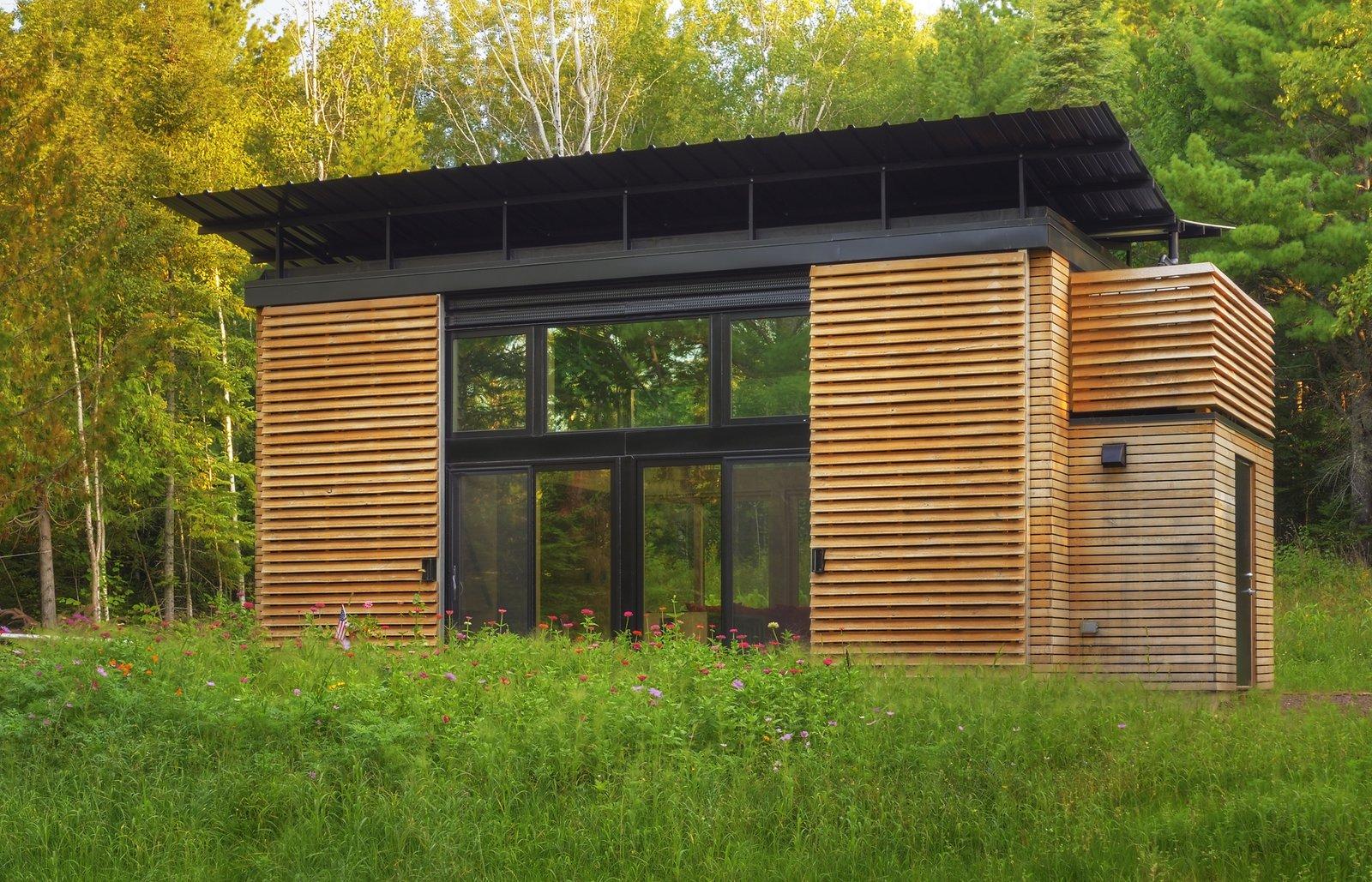 E.D.G.E. House Revelations Architects exterior