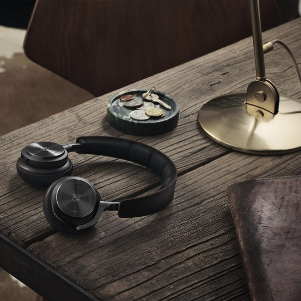 BeoPlay H8 Wireless Headphones, $499 at the Dwell Store  With the BeoPlay H8 Headphones, Bang & Olufsen offers a premium wireless listening experience with active noise cancelation. The headphones have a comfortable fit and exquisite technology, including the latest Bluetooth technology and aptX codec.