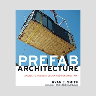 Prefab Architecture: A Guide to Modular Design and Construction by Ryan E. Smith (Wiley, 2010).  A variety of case studies, interviews, illustrations, and photographs that explore prefab.