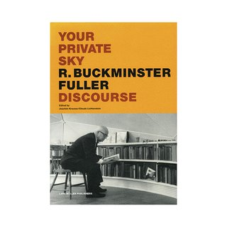 Your Private Sky: R. Buckminster Fuller: Discourse by Joachim Krausse and Claude Lichtenstein (Lars Müller Publishers, 1999).  Take a close look at one of the greatest visionaries of the 20th century.