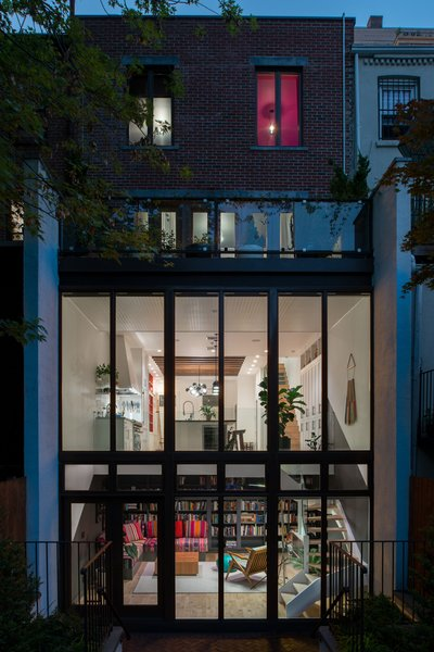 Chelsie Lee of Jessica Helgerson Interior Design was lead on a project outfitting a renovated brownstone in Fort Greene, Brooklyn.