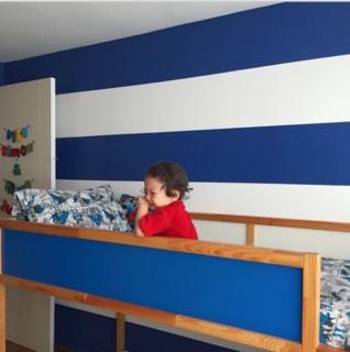 "@francesasales: ""Little boy blue. #dwellrooms"""